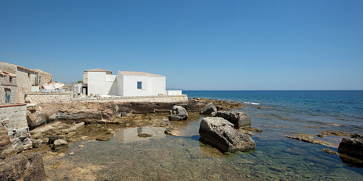 Casa EC Indice Creativo Case in stile mediterraneo
