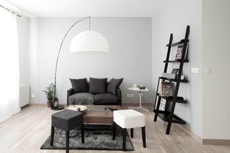 Grazia Architecture Salones de estilo moderno