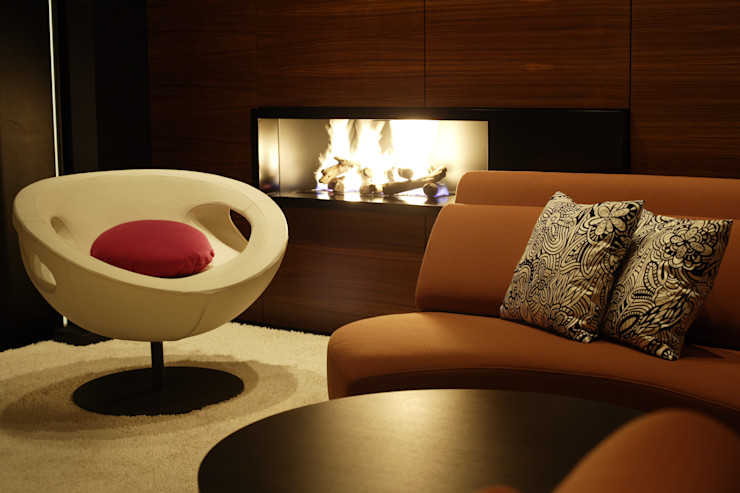 Cult Fire International Sales GmbH Living roomFireplaces & accessories