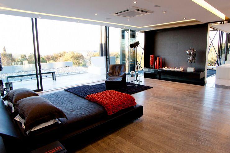 House Ber Nico Van Der Meulen Architects 現代房屋設計點子、靈感 & 圖片