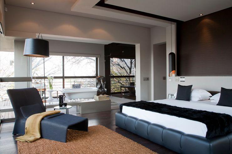 House Eccleston Nico Van Der Meulen Architects 現代房屋設計點子、靈感 & 圖片