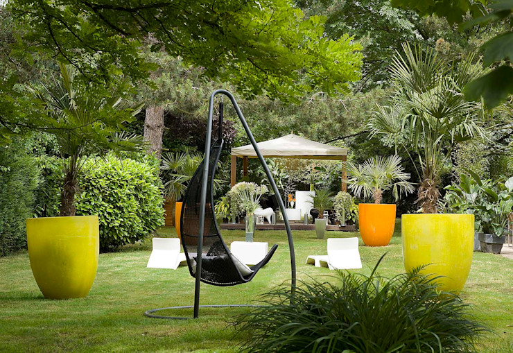 Garden design DB design Jardin moderne