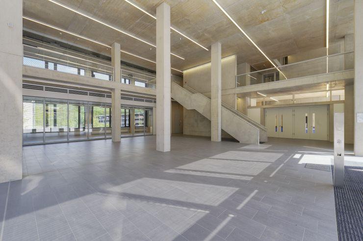 Neubau Max-Planck-Institut für Softwaresysteme Saarbrücken weinbrenner.single.arabzadeh. architektenwerkgemeinschaft