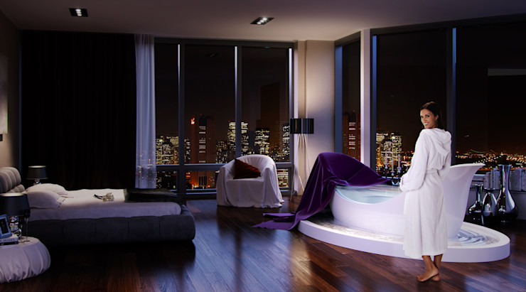 GIO AIO BathroomBathtubs & showers