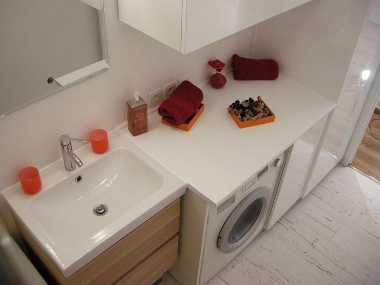 Salle de bain - Homestaging Parisdinterieur Salle de bainLavabos
