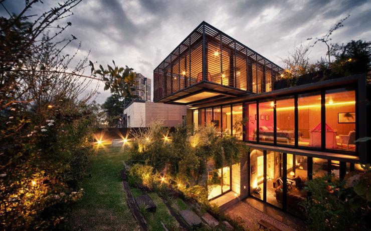 ZD+A Modern houses