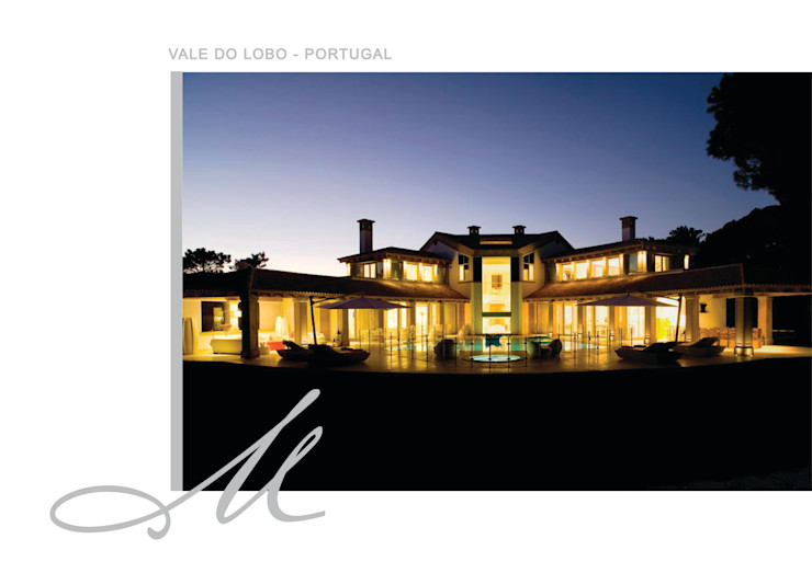 House in Vale Do Lobo Maria Raposo Interior Design Espaços