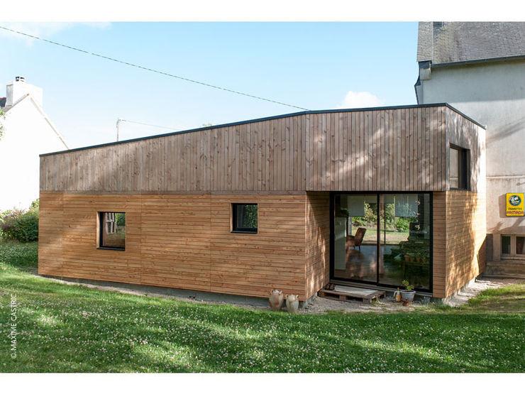 Jean-Charles CASTRIC - architecte D.P.L.G. House