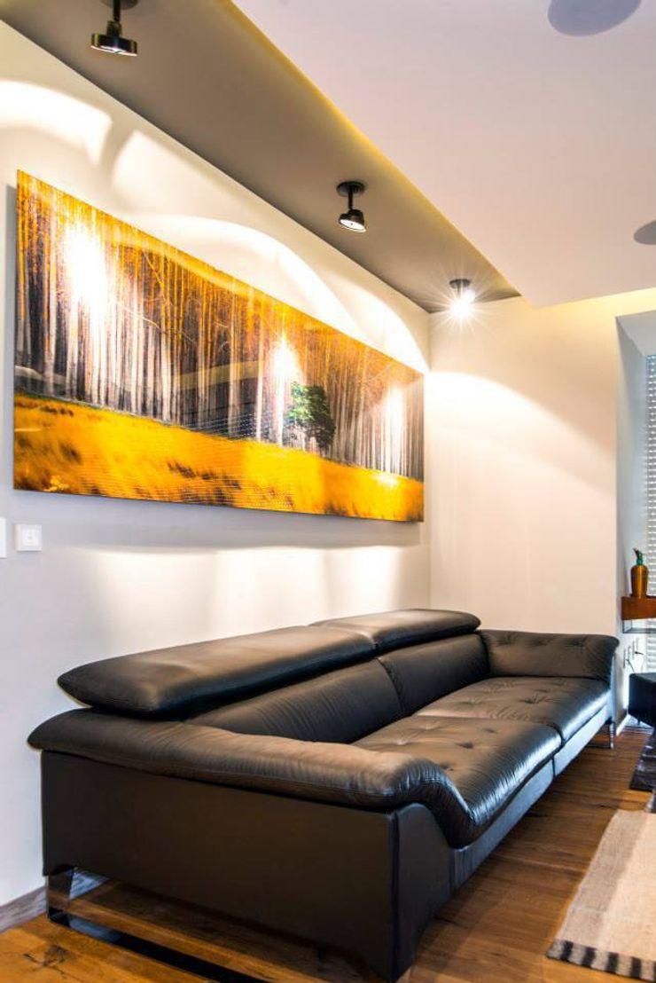 Veramonte I Sobrado + Ugalde Arquitectos Salones eclécticos