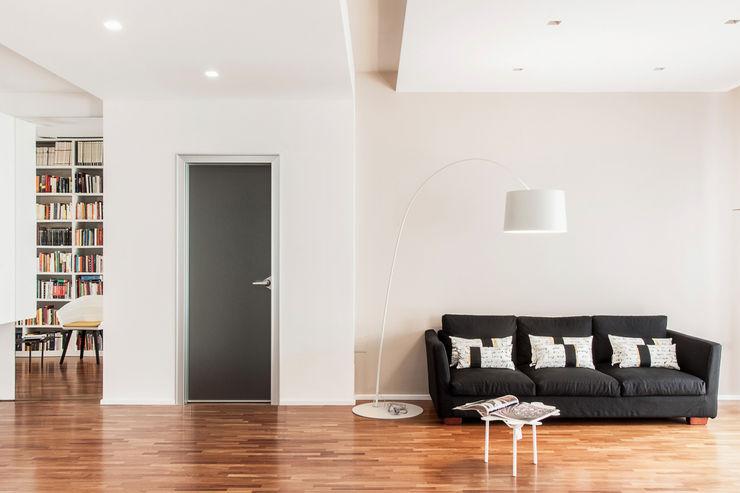 Tramas 现代客厅設計點子、靈感 & 圖片