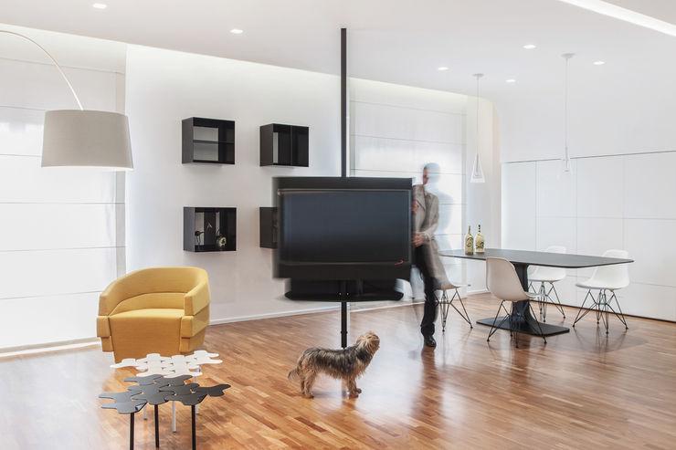 Tramas Modern living room