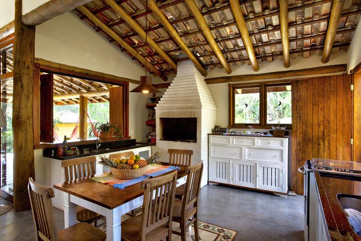 Bianka Mugnatto Design de Interiores Maisons rustiques