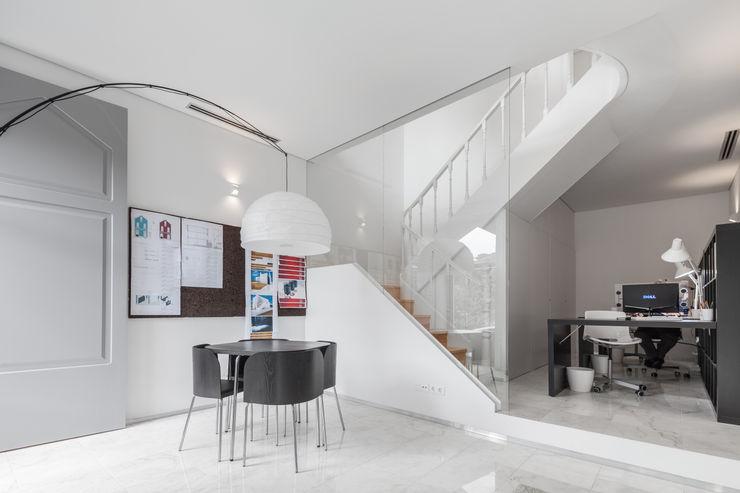 The Three Cusps Chalet Tiago do Vale Arquitectos Studio eclettico