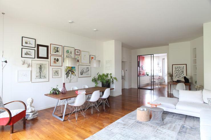 Cristina Meschi Architetto Modern Houses