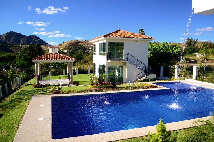 Excelencia en Diseño Classic style pool