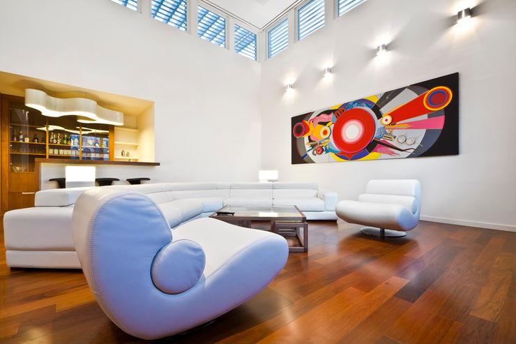 ARQUITECTURA EN PROCESO Living room