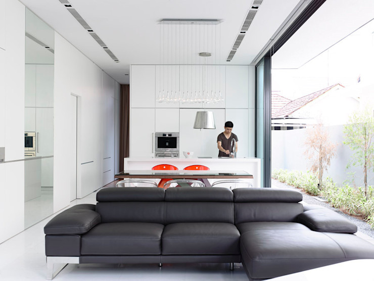 HYLA Architects Modern houses