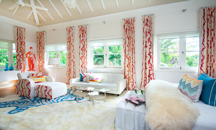 International Prop Award Winner-Best Interior Design Singapore 2013 Design Intervention Colonial style living room