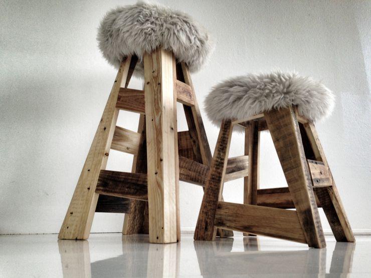 Studio Sascha Akkermann Living roomCupboards & sideboards