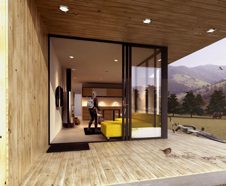 FACTOR: RECURSO Casas modernas