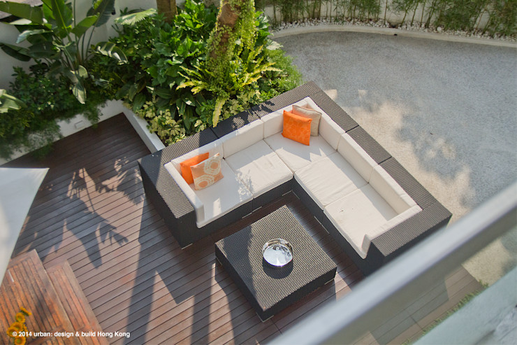 Greenfield Villa Hong Kong Urban Design and Build
