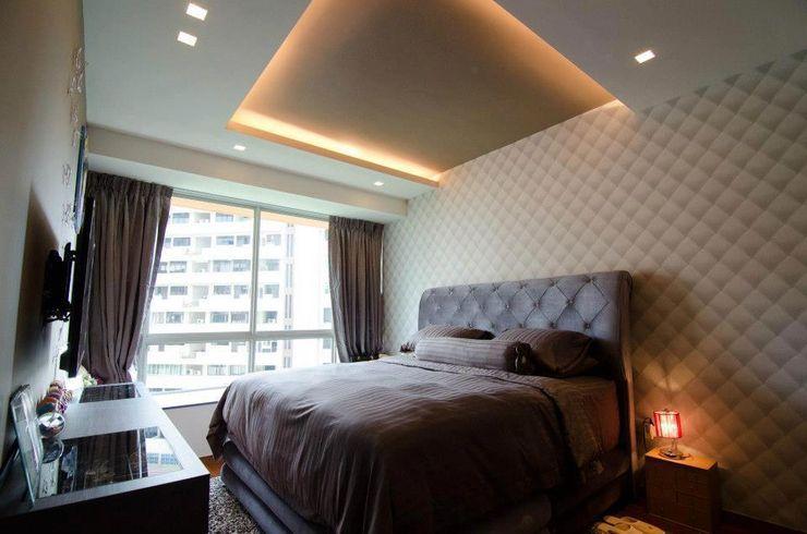Bedroom   Caspian Honeywerkz Спальня в классическом стиле