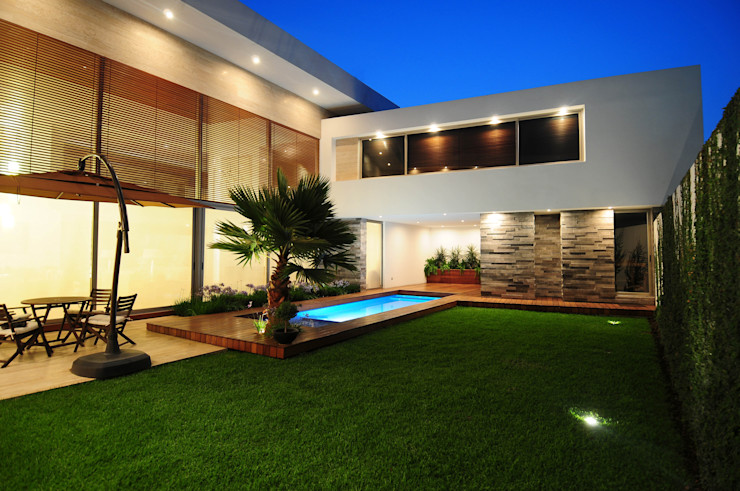 ze|arquitectura Maisons modernes