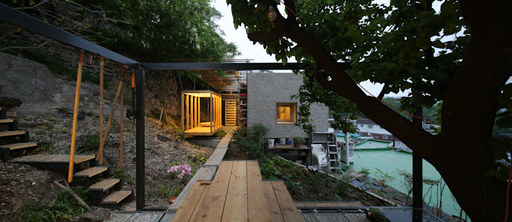 무회건축연구소 Maisons modernes