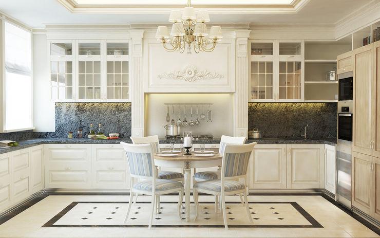 Кухня studio forma Кухня в классическом стиле
