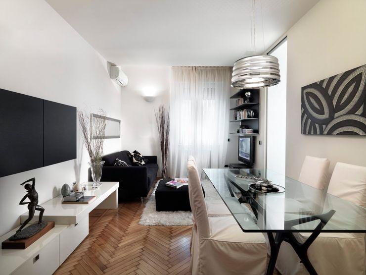 Mini Appartamento Studio Architettura e Design Giovanna Azzarello Case moderne