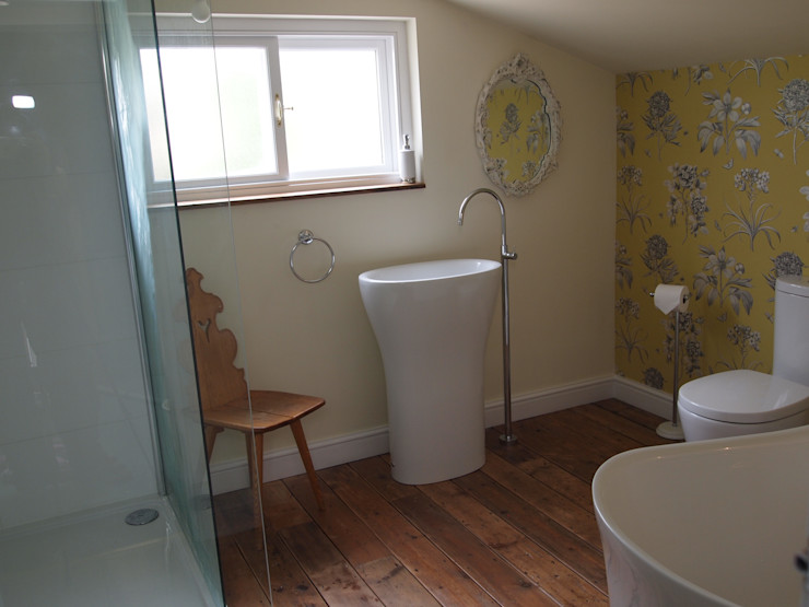 homify Eclectic style bathroom