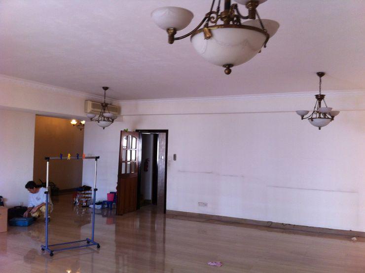 OLD KITCHEN ENTRANCE JIA Studios LLP