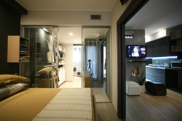 pucci+saladino architects Paisajismo de interiores