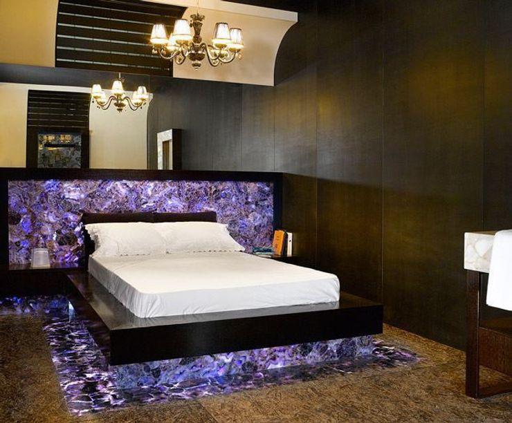 Stonesmiths - Redefining Stoneage DormitoriosCamas y cabeceras