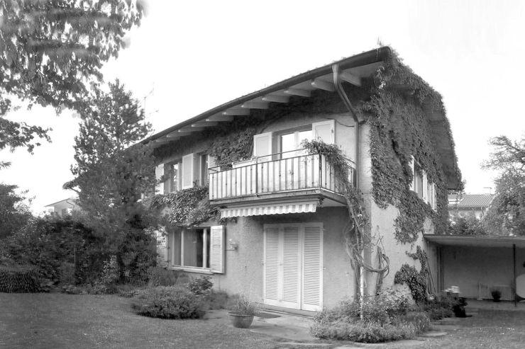 Wohnhaus in Witikon hausbuben architekten gmbh