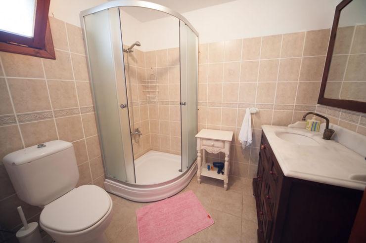 ARAL TATİLÇİFTLİĞİ 모던스타일 욕실