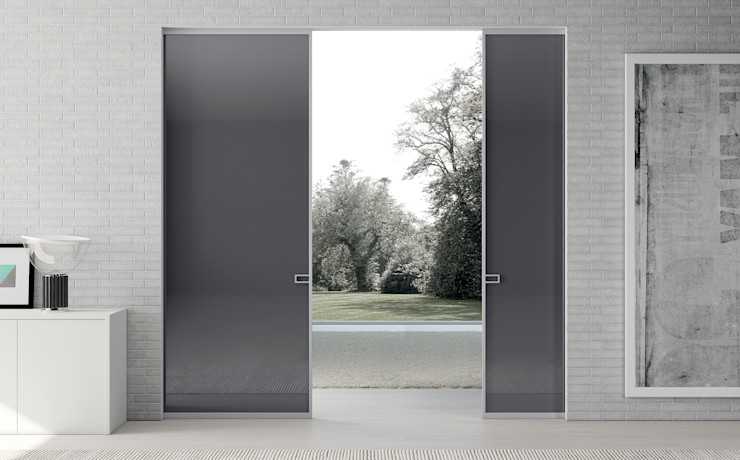 MOVI ITALIA SRL Modern Windows and Doors