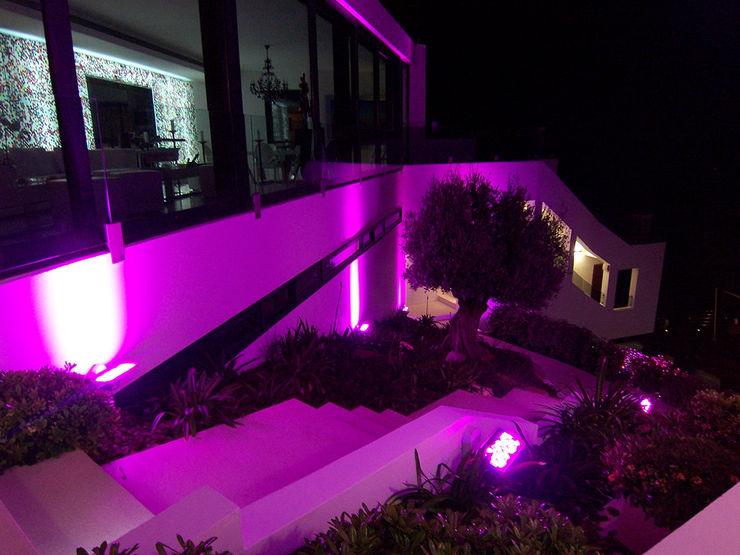 Ivan Torres Architects Garden Lighting