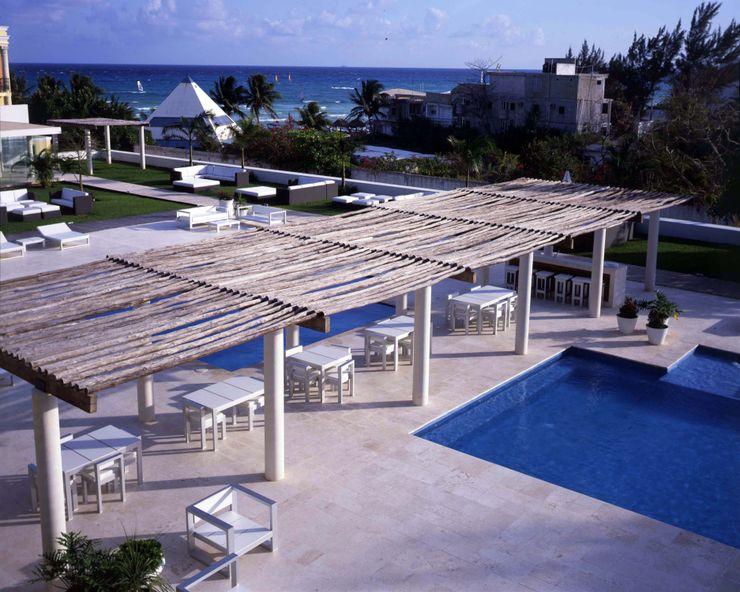 Magia Playa Central de Arquitectura