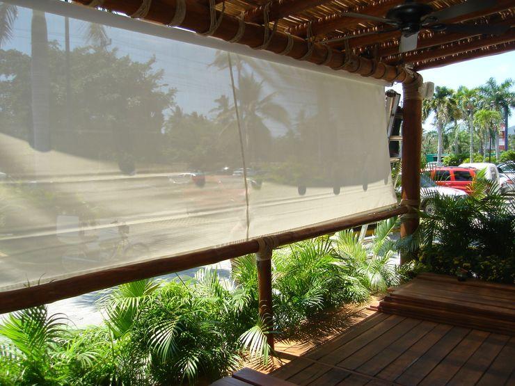 Arquiindeco Balcon, Veranda & Terrasse modernes