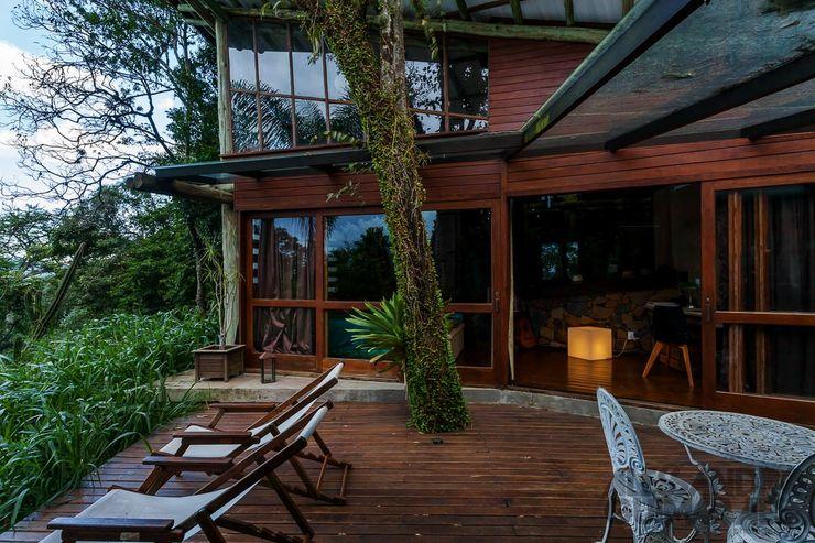Ferraro Habitat Balcones y terrazas de estilo rural