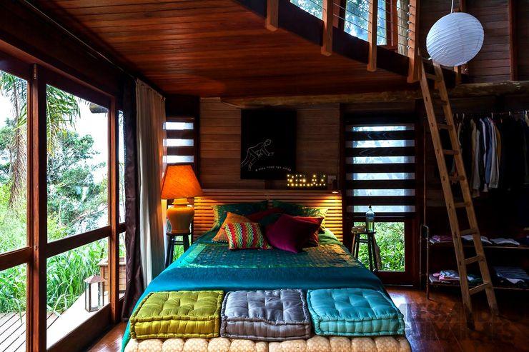 Casa da Floresta Ferraro Habitat Quartos campestres