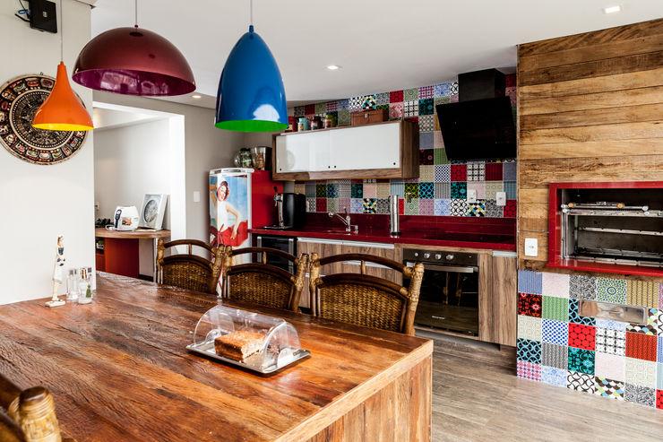 Tikkanen arquitetura Cocinas rústicas