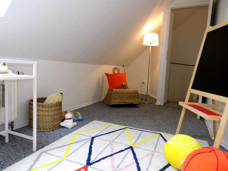 Kinderzimmer - nachher raum² - wir machen wohnen