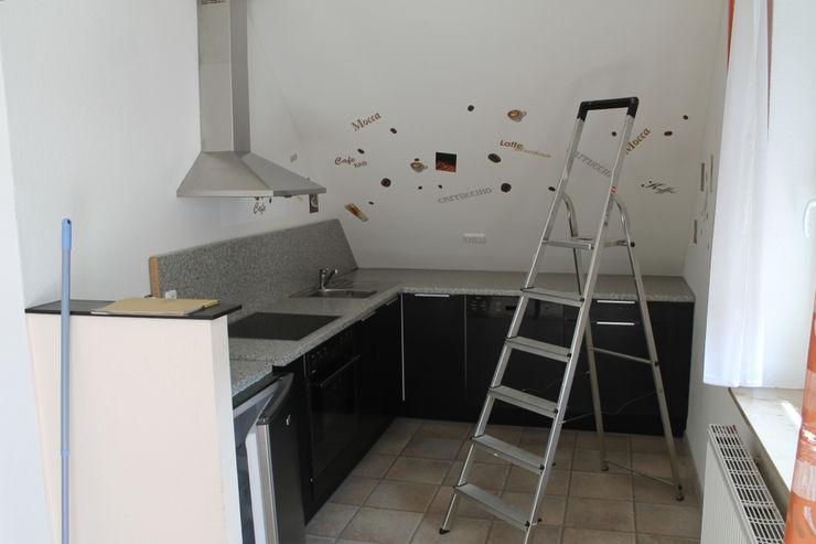 Küche - vorher raum² - wir machen wohnen
