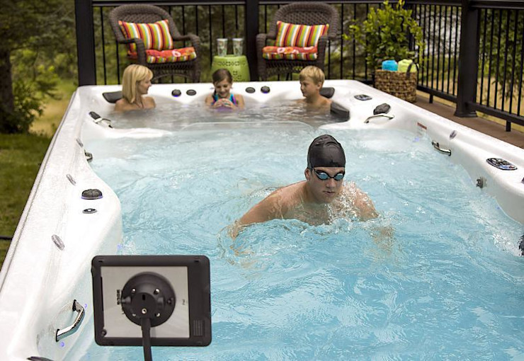 Swim Spas Master Spas Moderner Spa