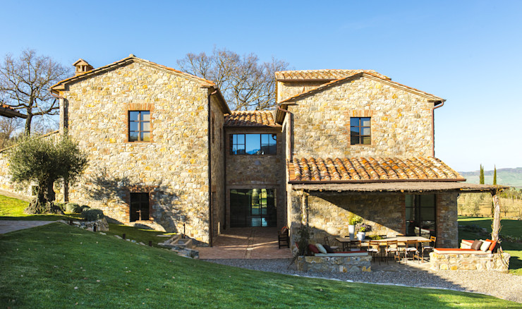 dmesure Mediterranean style house