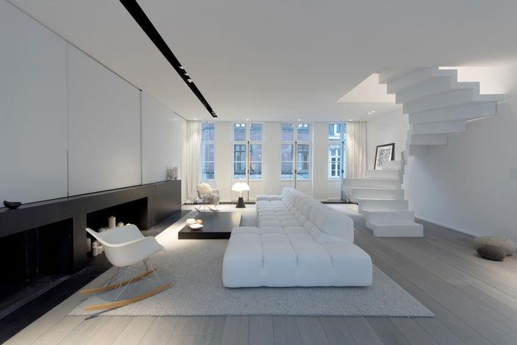 mayelle architecture intérieur design Salas de estilo moderno