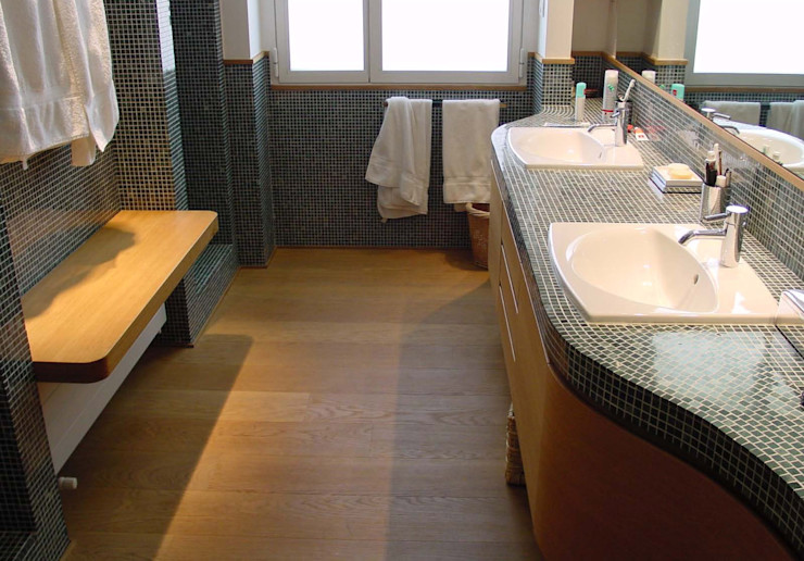 Bathroom Projects Welchome Interior Design London 浴室