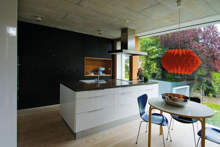 Halle 58 Architekten Cocinas modernas: Ideas, imágenes y decoración